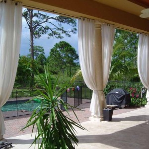 Outdoor Porch Curtains