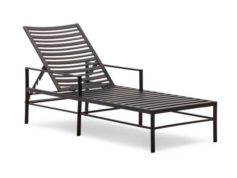 Outdoor Reclining Lounge Chair