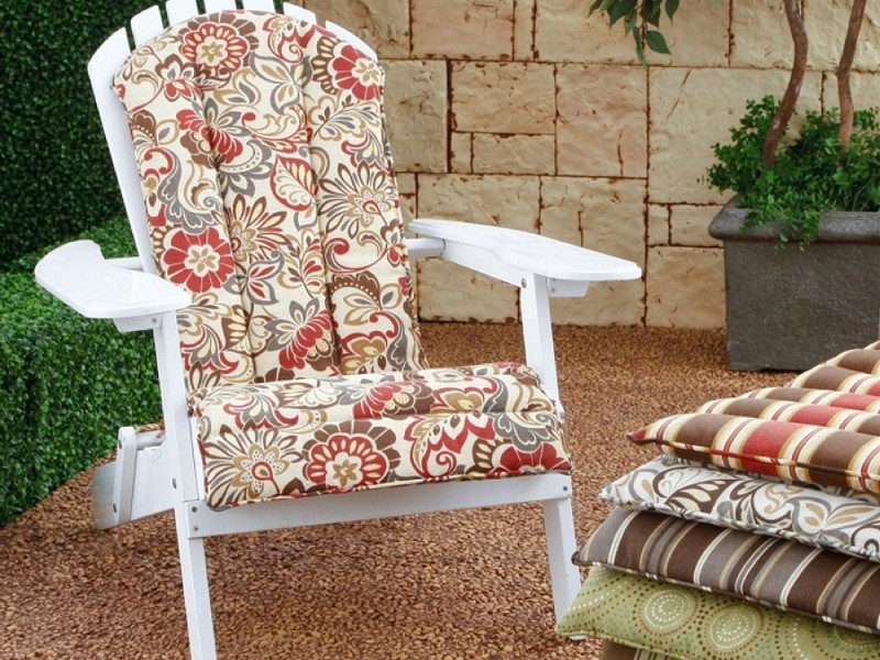 Outdoor Rocker Cushions