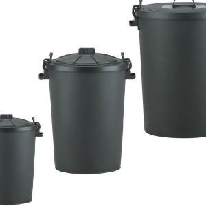 Outdoor Storage Bins With Lids