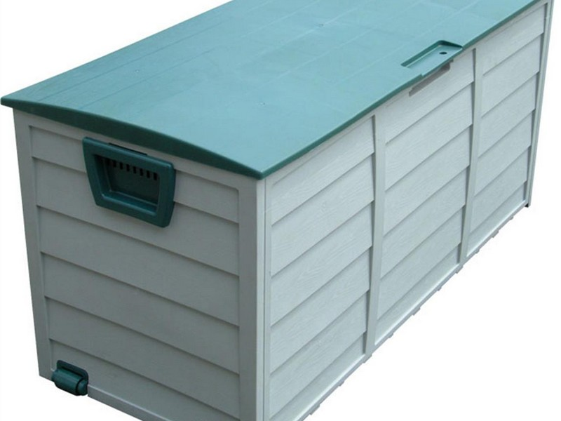 Outdoor Storage Bins