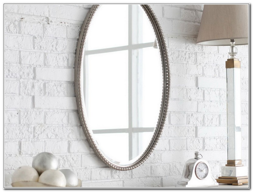 Oval Bathroom Mirror Ideas