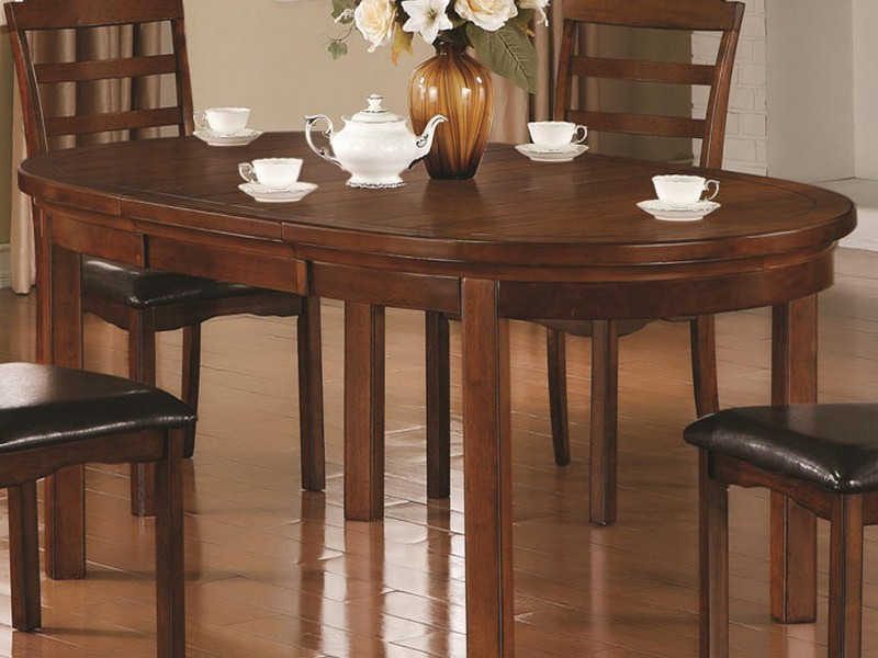 Oval Dining Room Tables With Leaves