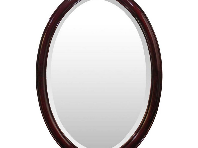 Oval Mirror For Bathroom