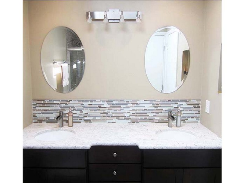 Oval Mirrors For Bathroom Vanities