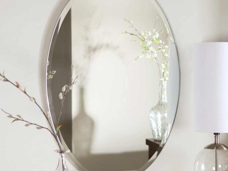Oval Mirrors For Bathroom