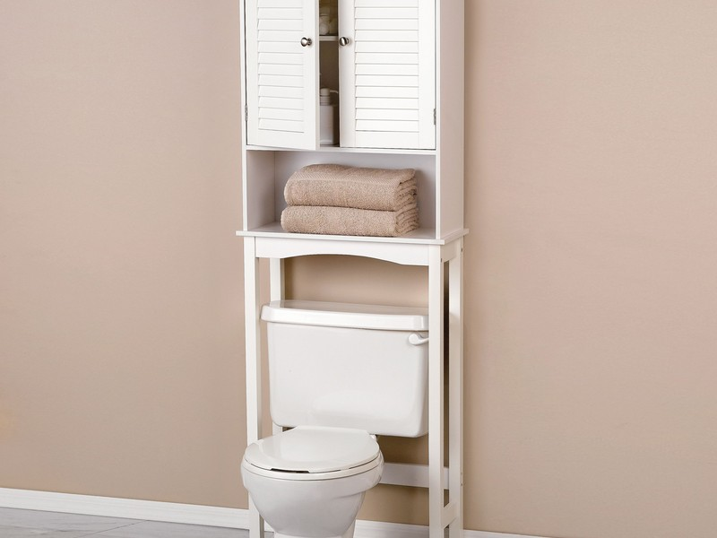 Over Toilet Etagere