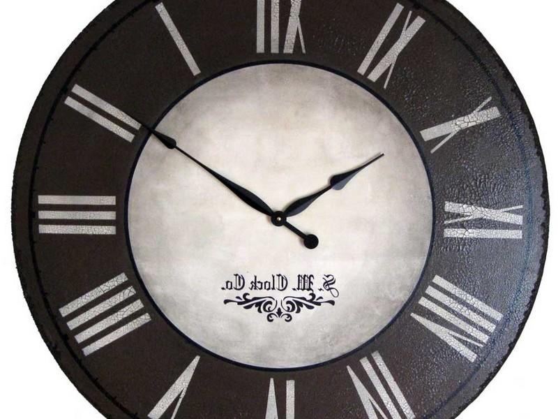 Oversize Wall Clock