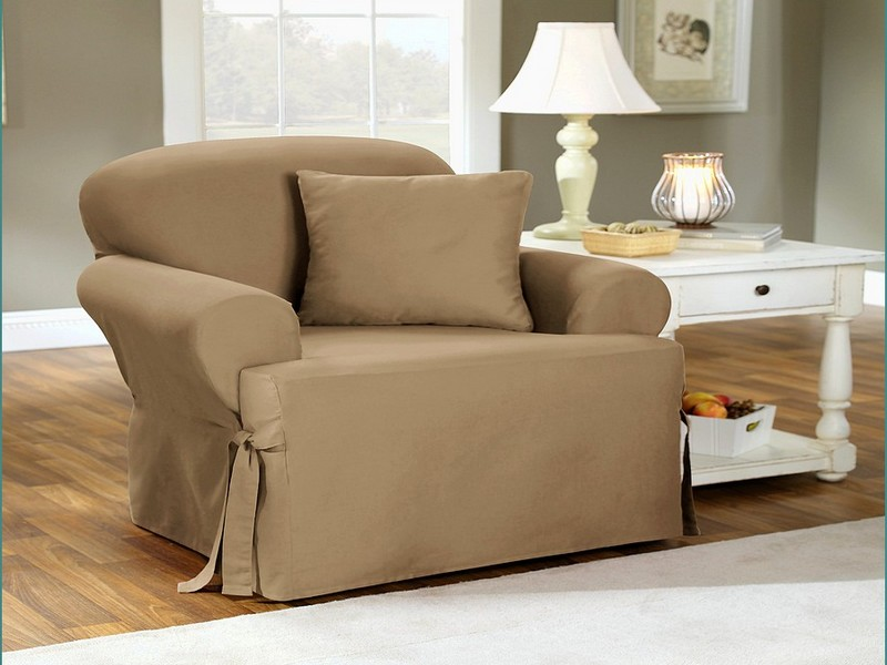 Oversized Chair Slipcovers T Cushion
