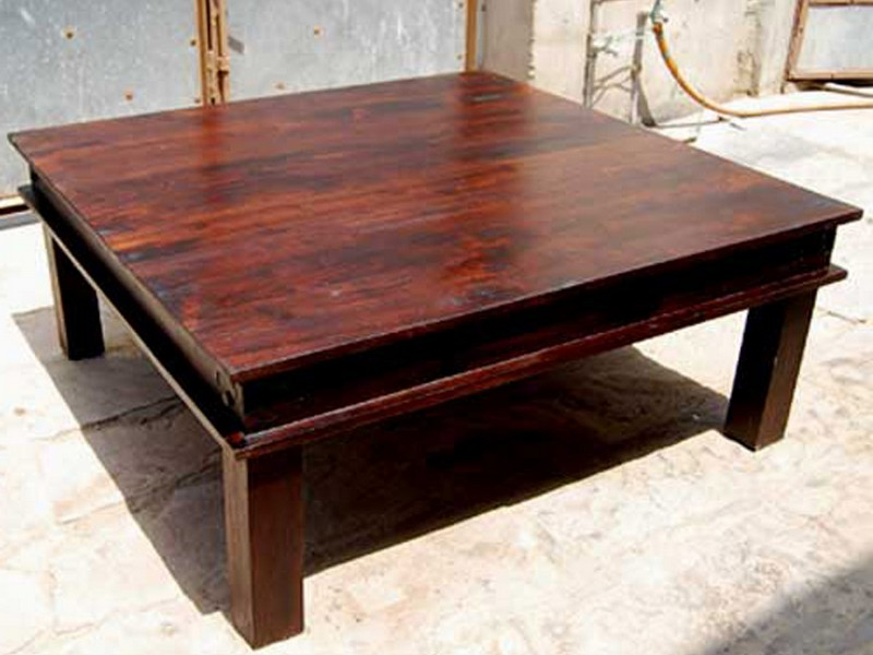 Oversized Coffee Tables With Storage
