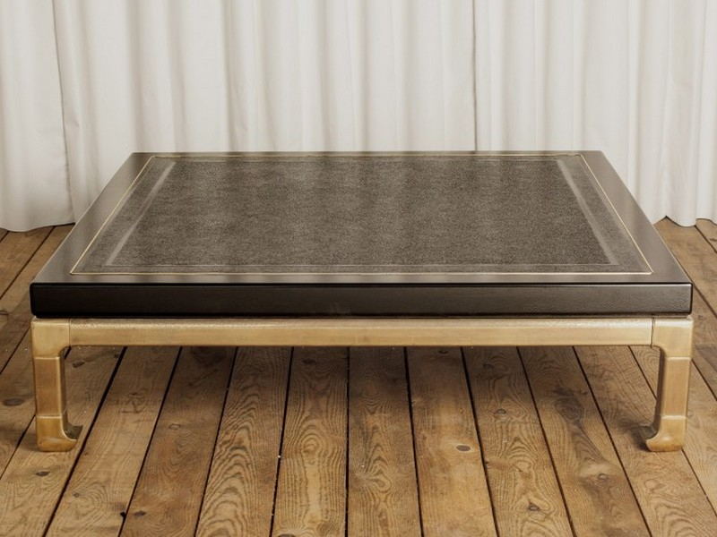 Oversized Coffee Tables