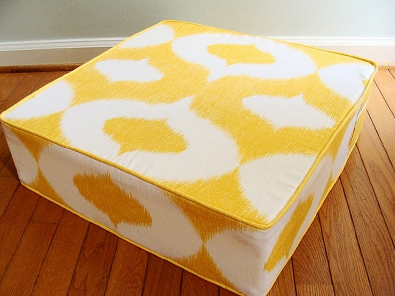 Oversized Floor Pillows Diy