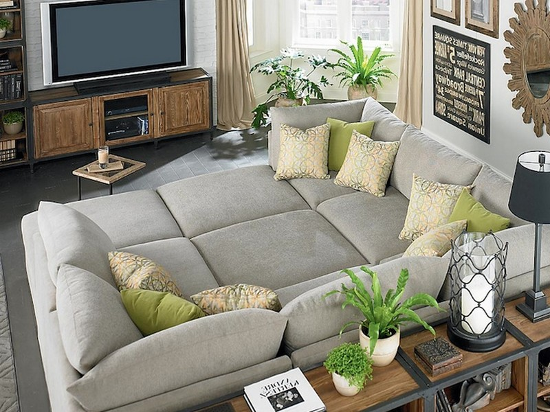 Oversized Sectional Couches