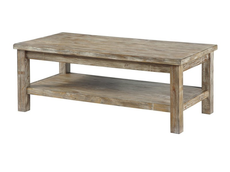 Oversized Wood Coffee Tables