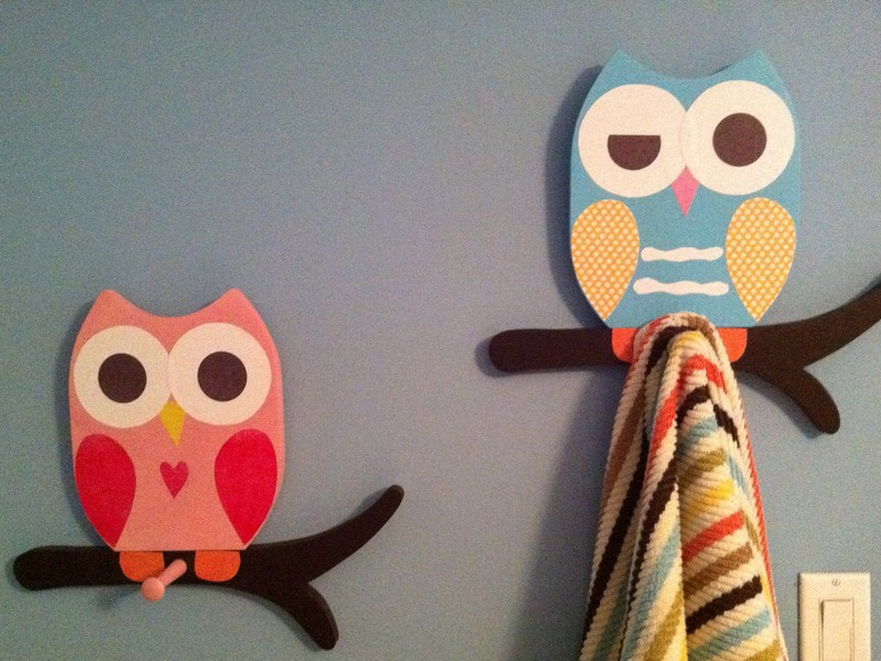 Owl Bathroom Set Target