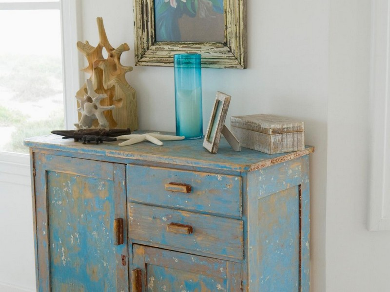 Painted Distressed Furniture