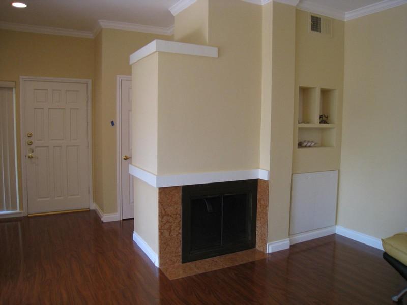 Painting Hardwood Floors Dark Brown