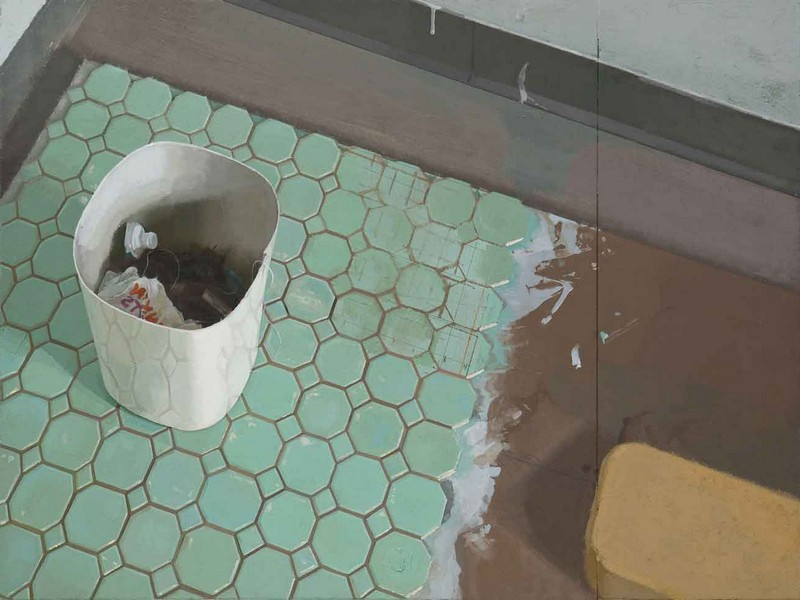 Painting Over Floor Tiles Bathroom