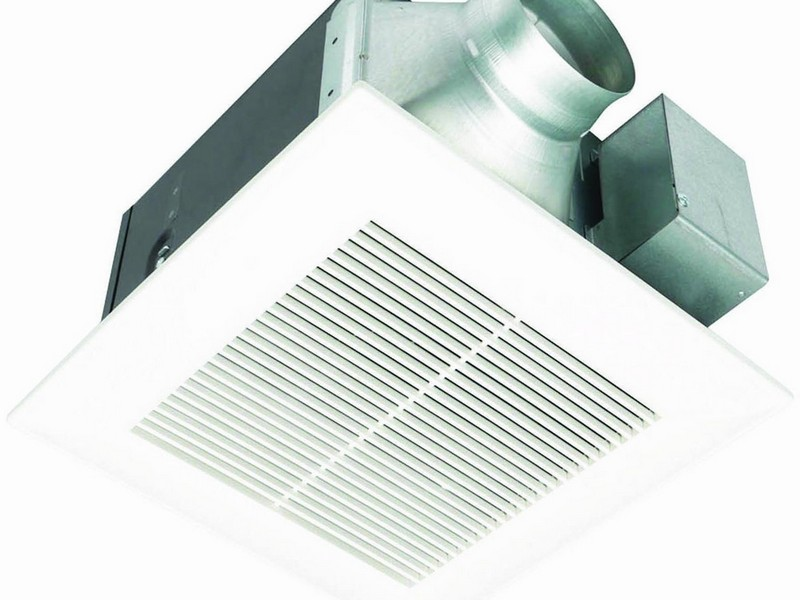 Panasonic Bathroom Exhaust Fans 110 Cfm