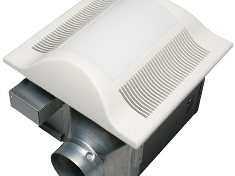 Panasonic Bathroom Fan Light 110 Cfm