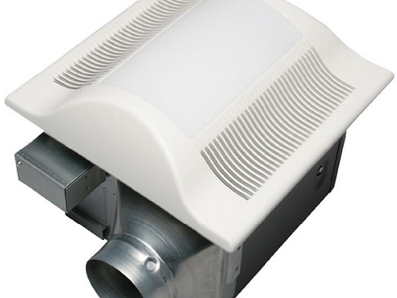 Panasonic Bathroom Fan Light 110 Cfm