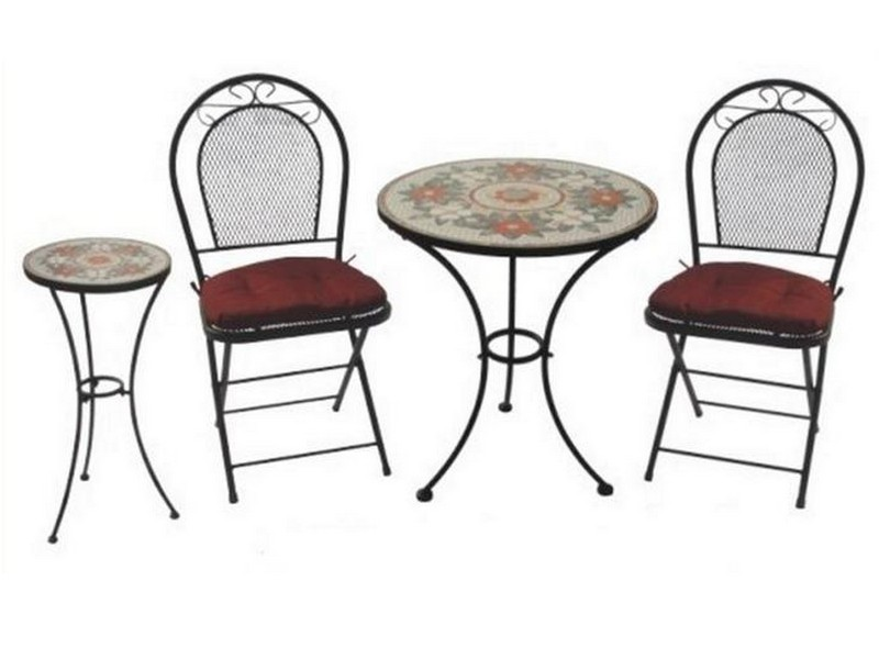 Paris Bistro Chairs And Tables