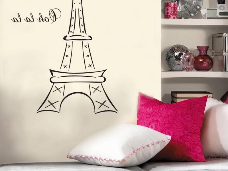 Paris Themed Home Decor