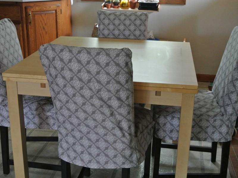 Parson Chair Slipcovers Ikea
