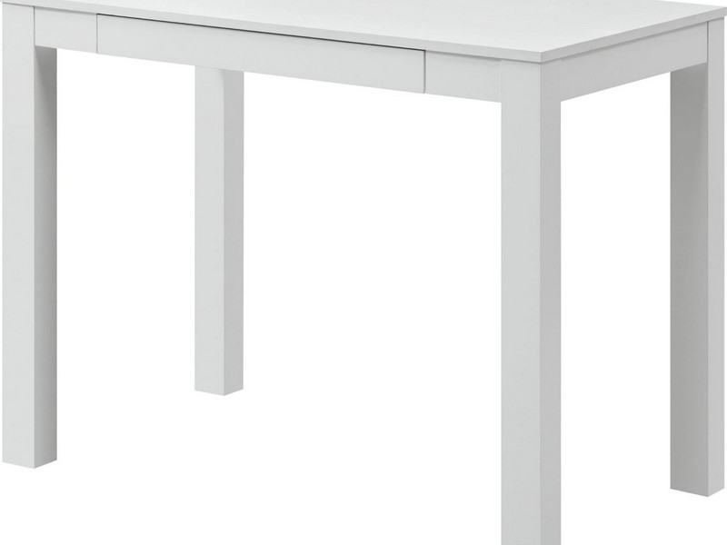 Parsons Desk White