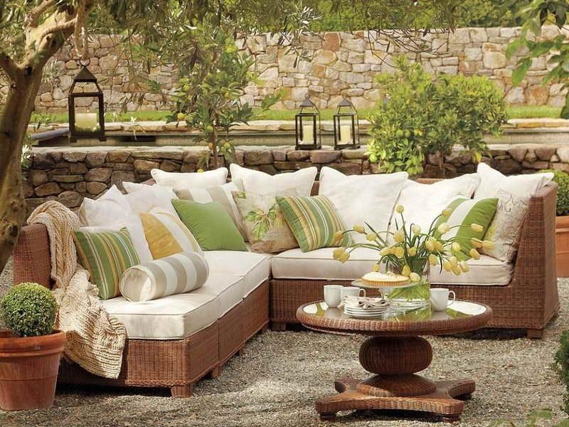Patio Chair Cushion Covers