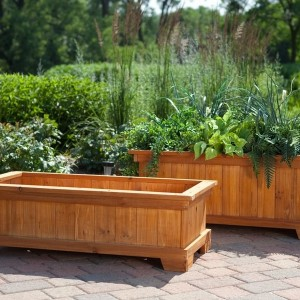 Patio Planter Box Ideas