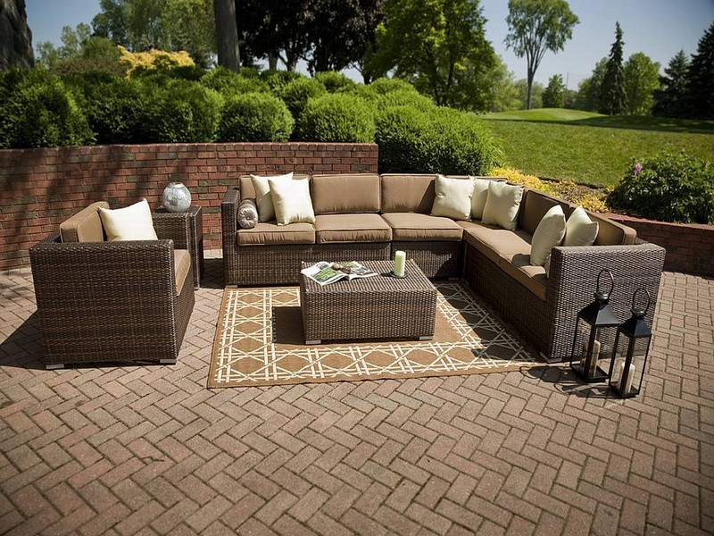 Patio Sectional Clearance