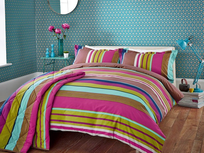 Patterned Bed Sheets Uk