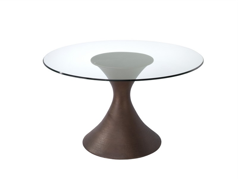 Pedestal Bases For Glass Top Dining Tables