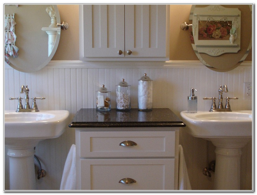 Pedestal Vanities For Small Bathrooms