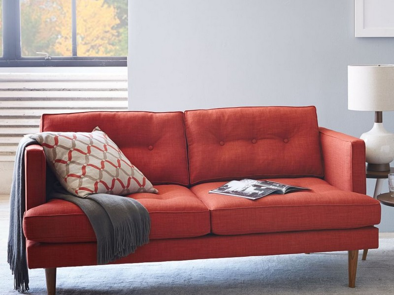 Peggy Loveseat West Elm