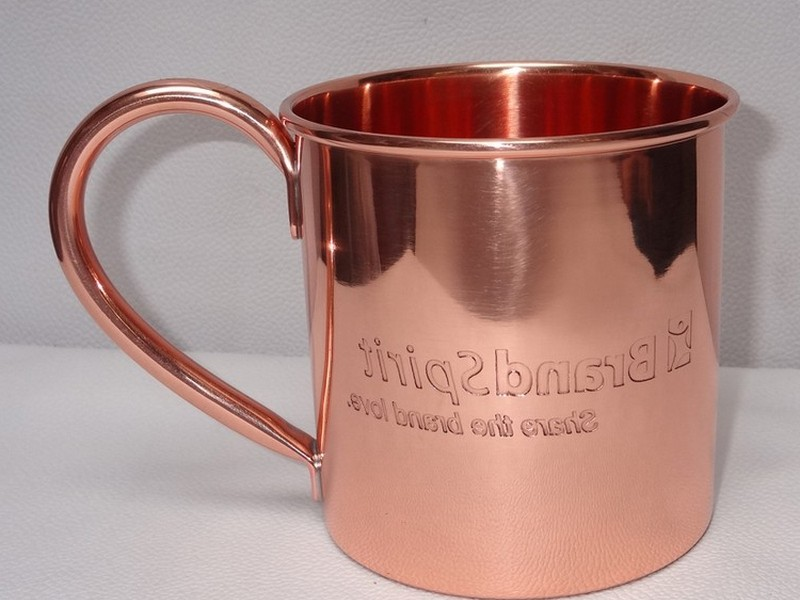 Personalized Copper Mugs