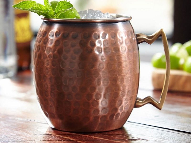 Personalized Moscow Mule Mugs