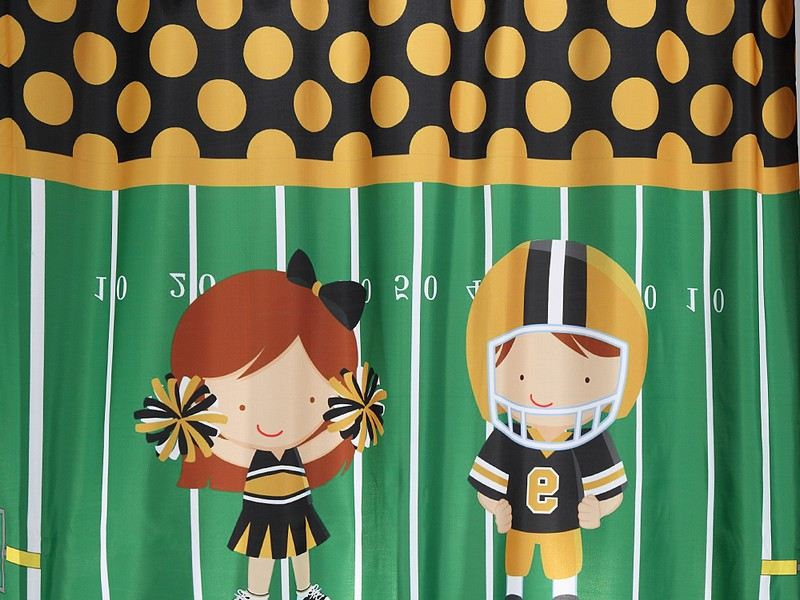 Personalized Shower Curtains For Kids