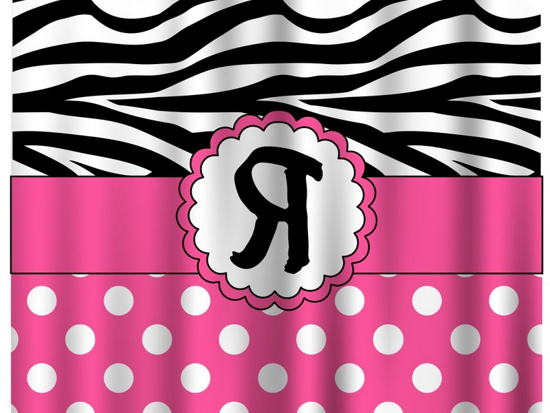 Personalized Shower Curtains Photos