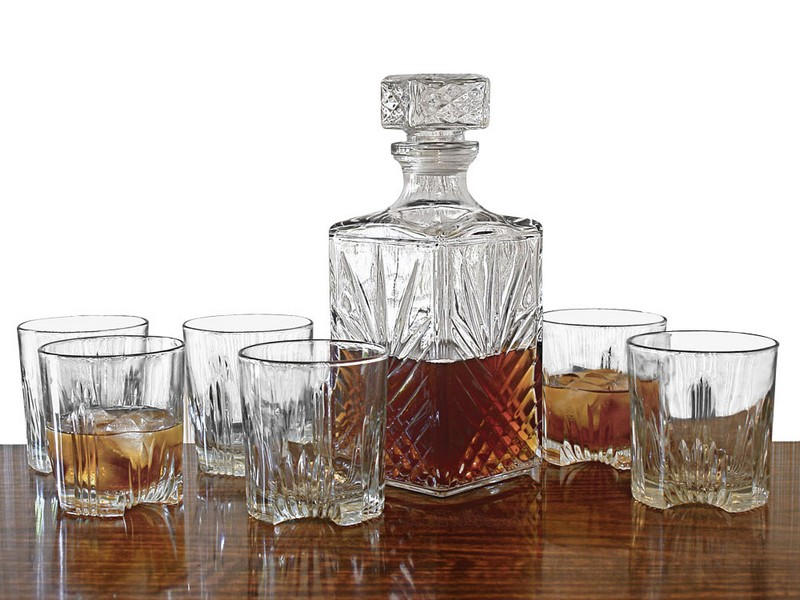 Personalized Whiskey Decanter Canada