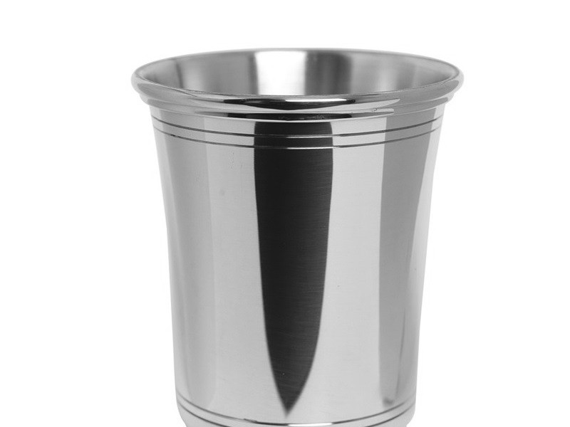 Pewter Mint Julep Cups Engraved
