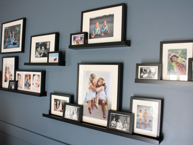 Picture Frame Ledge
