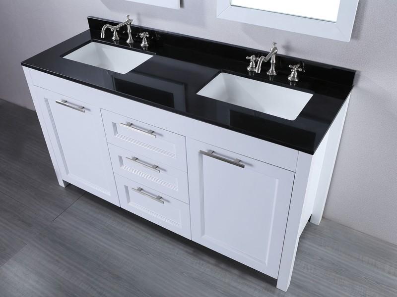Pictures Of Black Bathroom Vanities