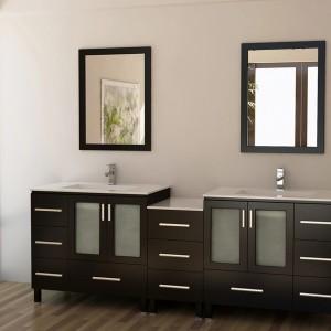 Pictures Of Double Sink Bathroom Vanities