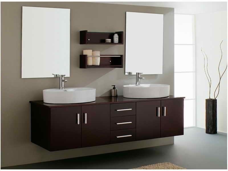Pictures Of Floating Bathroom Vanities