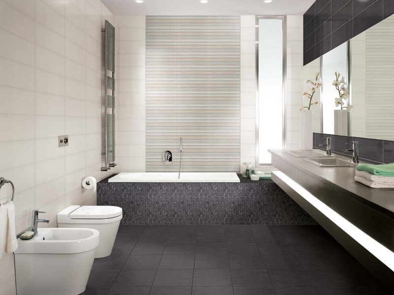 Pictures Of Grey Tiled Bathrooms