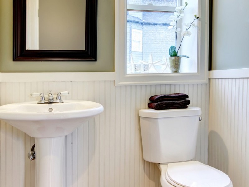 Pictures Of Half Bathroom Remodels