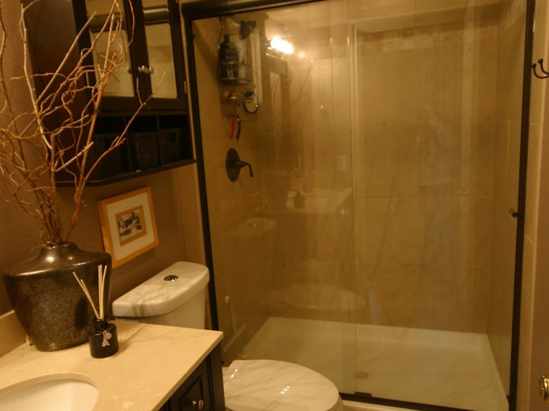 Pictures Of Remodeled Small Bathrooms