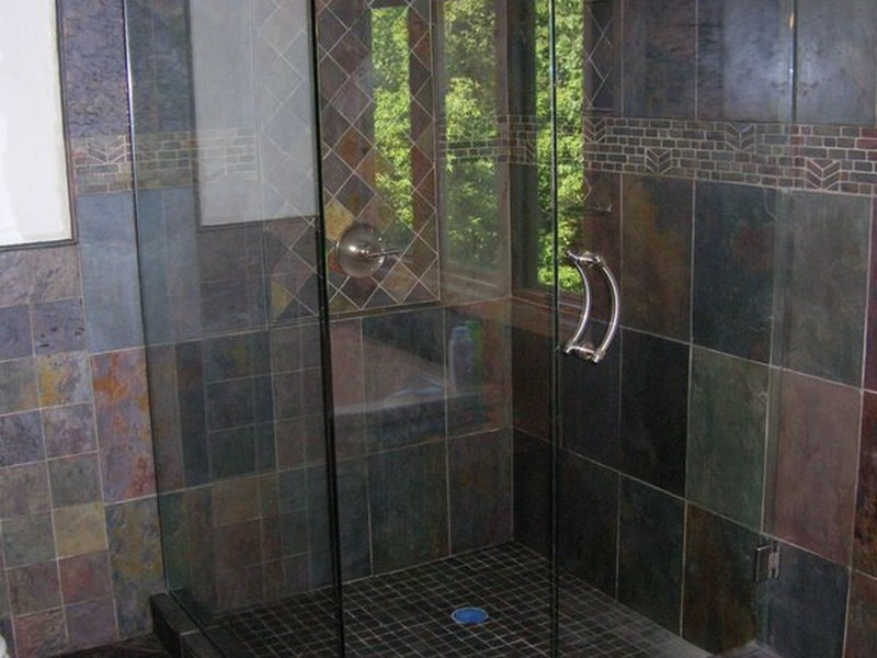 Pictures Of Slate Tiled Bathrooms